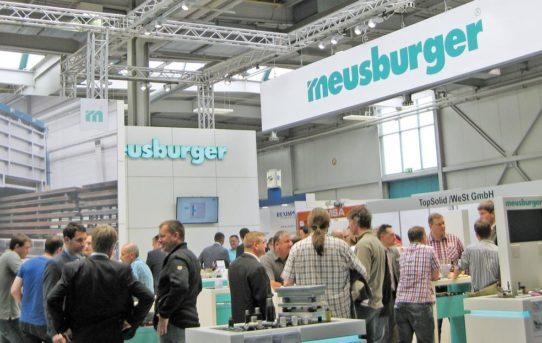 Die Meusburger Gruppe auf der wfb 2017