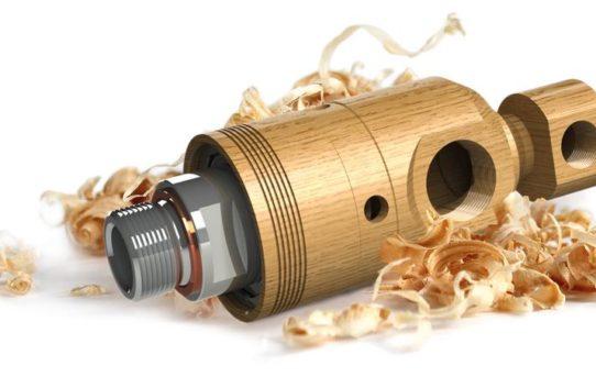 Drehdurchführungen für die Holz- und Möbelindustrie