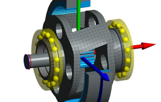 Erweiterte Getriebe-Systemberechnung: Analytische Berechnung und FEM wachsen zusammen