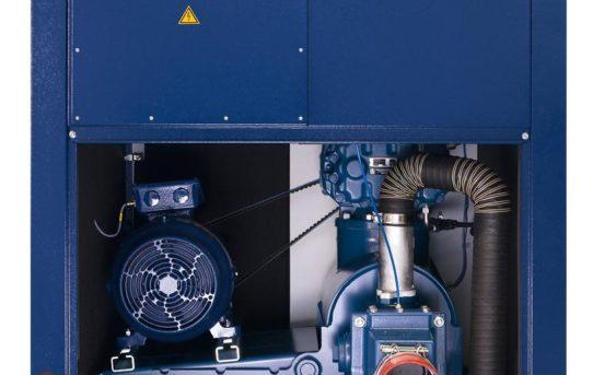 Schallschutz nach Maß: AERZEN setzt auf die Vorteile reaktiver Schalldämpfer