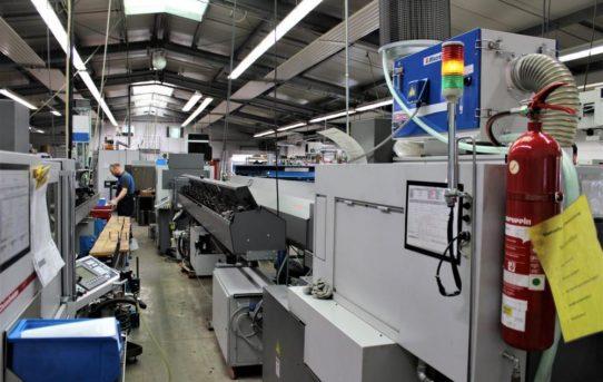 Präzisionsarbeit Made in Germany mit modernen IT-Lösungen bei der Gläser Automatendreherei GmbH