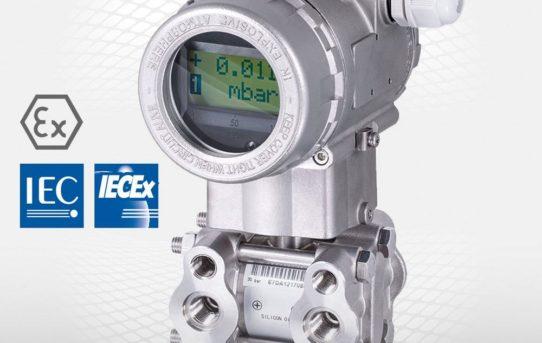 Druckmessgeräte von BD|SENSORS jetzt auch für den Einsatz im Bergbau  unter Tage zugelassen
