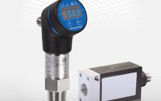 Smarte Drucksensorik für die Industrieautomatisierung – zu sehen auf der SPS/IPC/Drives in Nürnberg bei BD|SENSORS