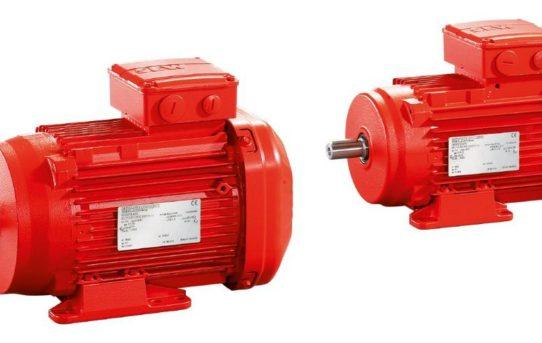 Energieeffizient mit IE3-Motoren bis 200 kW