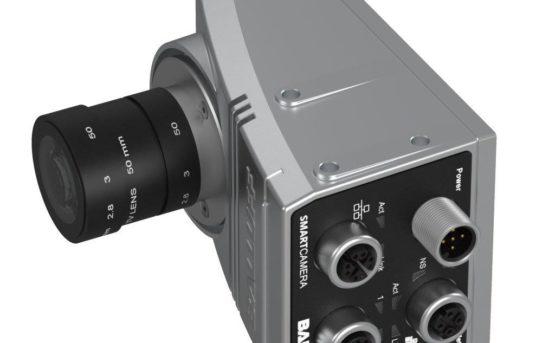 Neu im Balluff Portfolio: SmartCamera Ident und SmartCamera Color
