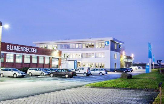 Blumenbecker erneuert Produktionsanlage – Centralizer-Herstellung optimiert