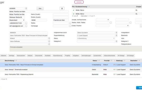 IIoT ready: Myfactory ermöglicht Automatisierung im Support
