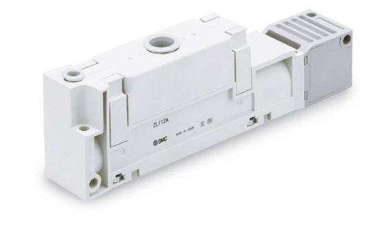 Hocheffizientes Leichtgewicht: Mehrstufen-Vakuumerzeuger von SMC