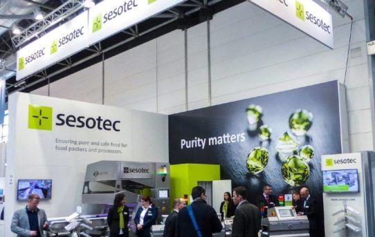 Sesotec auf der interpack 2017 im Zeichen der Produktreinheit