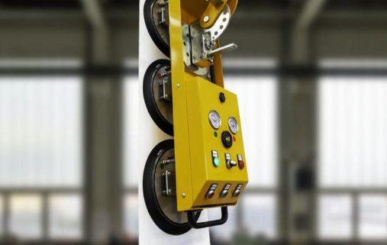 Das neue Kompaktgerät eT-Hover-univac-line