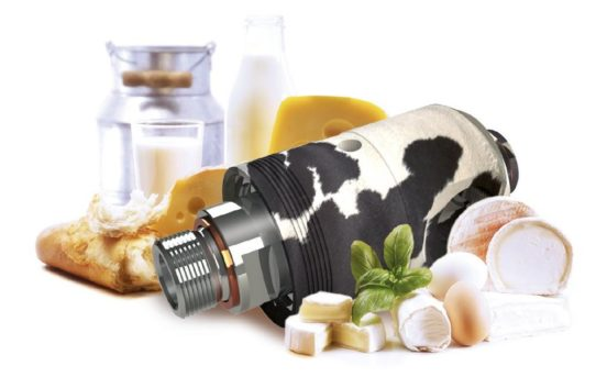 Drehdurchführungen für die Lebensmittelindustrie