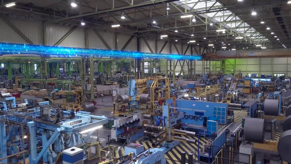 Vernetzte Maschinen: thyssenkrupp Materials Services weitet Einsatz der Digital-Plattform toii aus