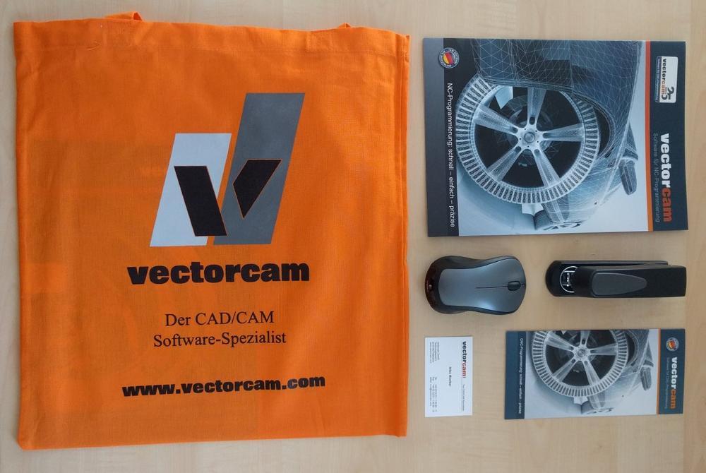 Zehn Gründe für vectorcam