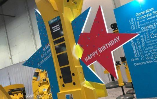 Der Hammer: Produktivitätsgigant feiert 10. Geburtstag!