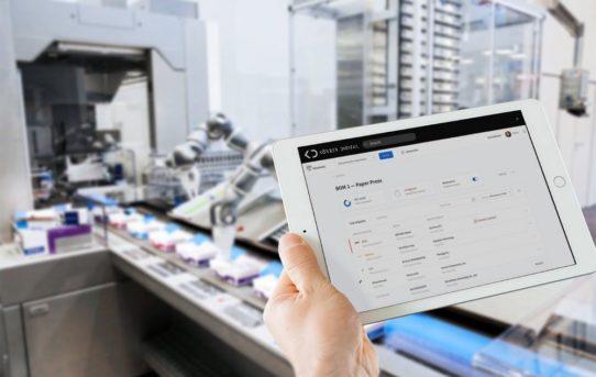 MBO-Gruppe setzt auf universelle Maschinenbau-Datenbank von Körber Digital