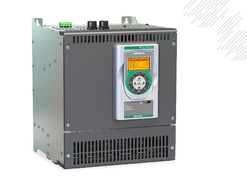 TPD500 – Neuer Digitalstromrichter für moderne Automatisierungssysteme