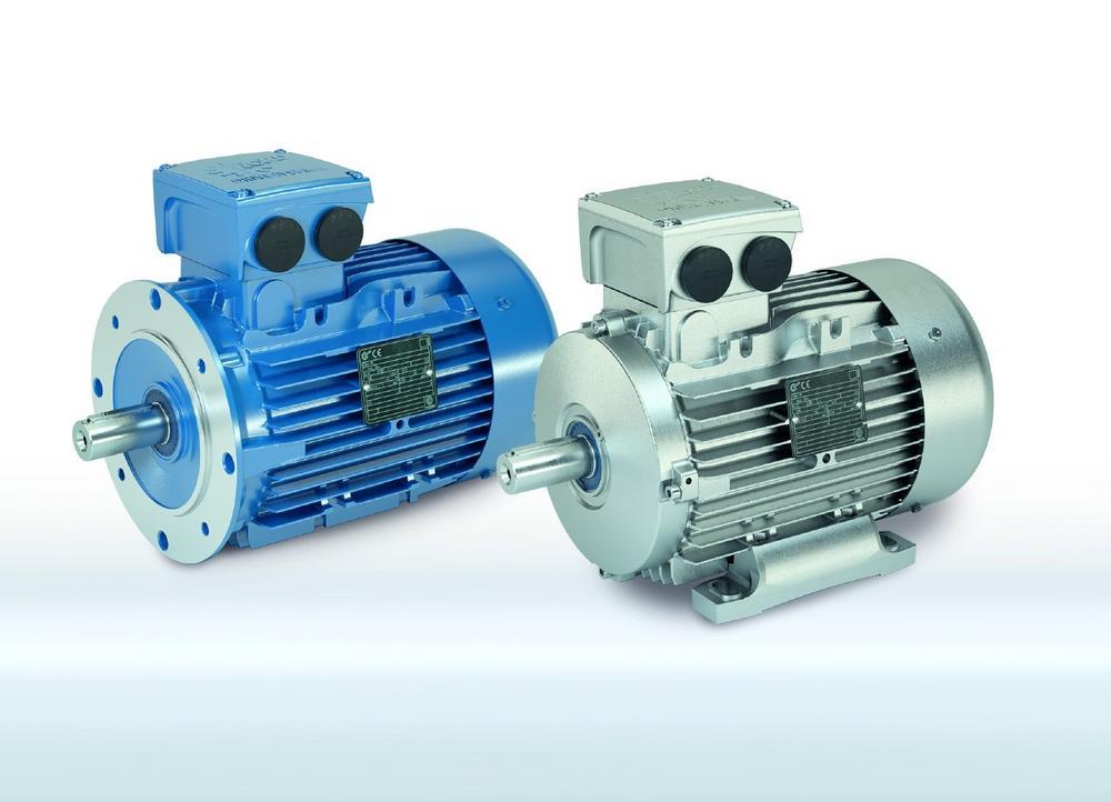 Optimiertes Design für IE3-Asynchronmotoren