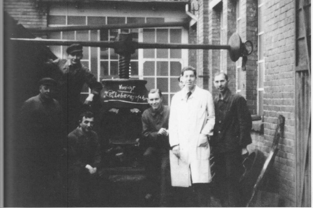 H.P. Kaysser begeht 100. Geburtstag seines Gründers