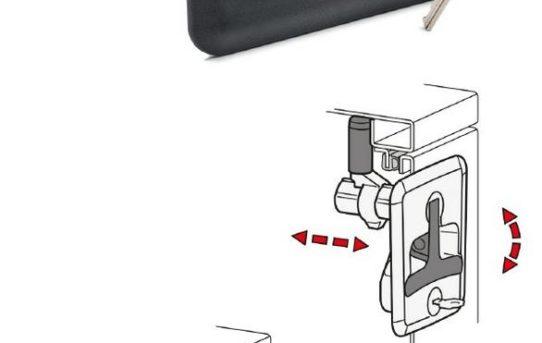Alles in einem: Neuer Dreh-Spannverschluss