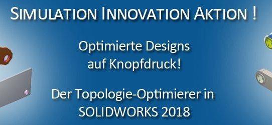 Der Topologieoptimierer in SOLIDWORKS Simulation Professional