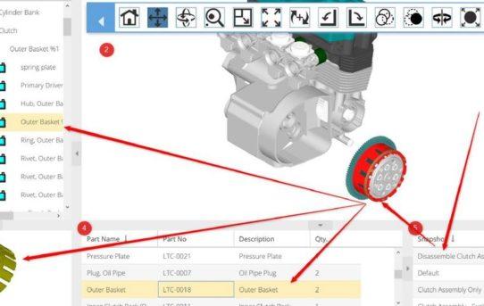 Lattice Technology kündigt den XVL Web3D Manager an, der einen Zugang zu 3D-Modellen in Gigabyte-Größe nur mit einem Web-Browser ermöglicht