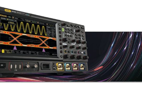 High-End Oszilloskope für alle Bandbreiten –  die Serie MSO8000 von Rigol