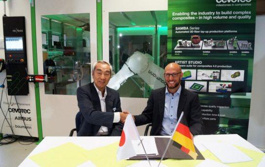Cevotec und Fuji Industries schließen Kooperation für Japan und Thailand