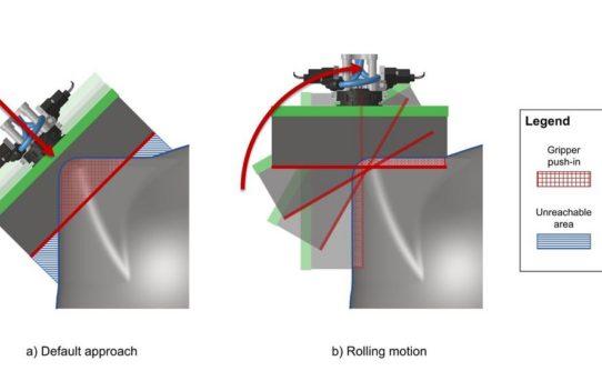 SAMBA Rolling Motion und neue ARTIST STUDIO Funktion