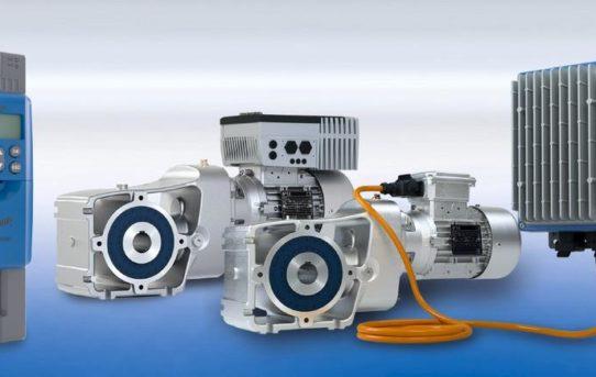 Frequenzumrichter von 0,25 bis 160 kW