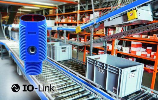Kompakte photoelektrische M18-Sensoren mit IO-Link