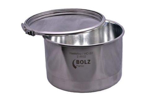 BOLZ INTEC bietet viele Varianten von Deckelfässern an