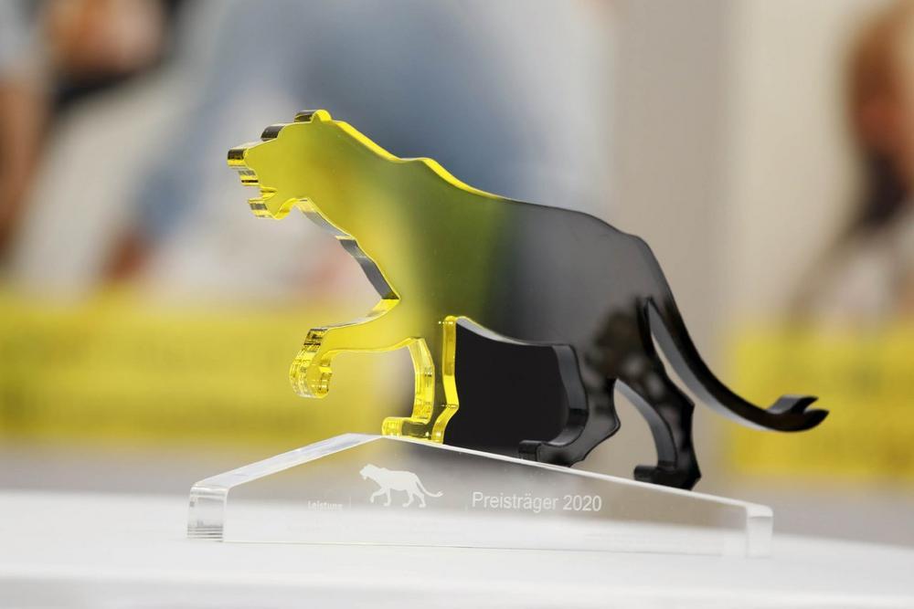 Ein Goldener Löwe für H. P. Kaysser