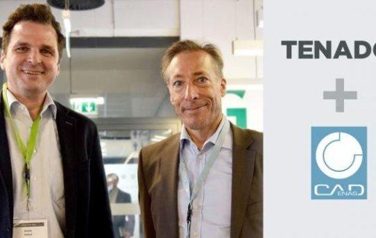 TENADO erweitert seine CAD Lösung um intelligente Engineering CAD Daten von CADENAS