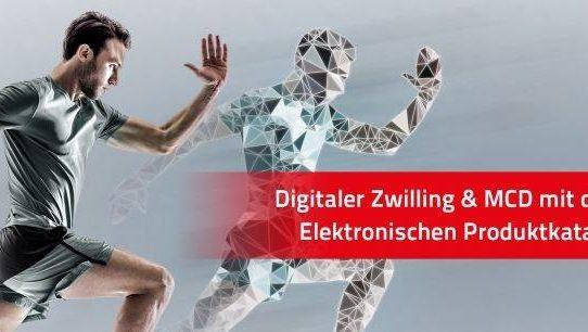 Industry 4.0 & Digitaler Zwilling – So wird Ihr Elektronischer Produktkatalog fit für das Zeitalter der Digitalisierung