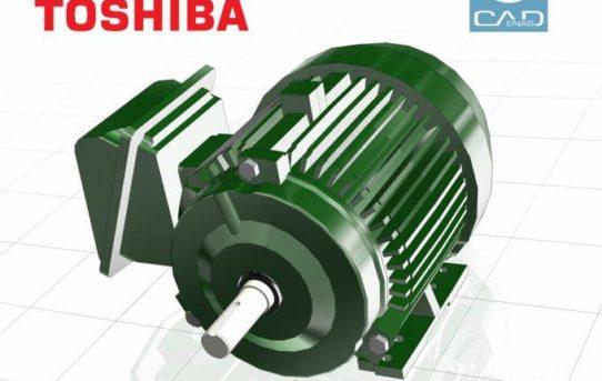 Toshiba International Corporation erweitert seinen 3D Produktkatalog um Mittelspannungsantriebe und -motoren