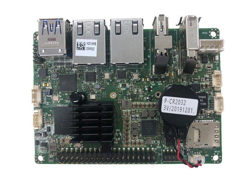 Industrielle Raspberry PI Alternative