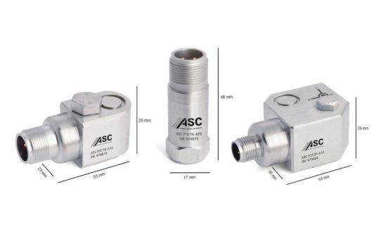 Neue piezoelektrische Beschleunigungssensoren für industrielle Anwendungen