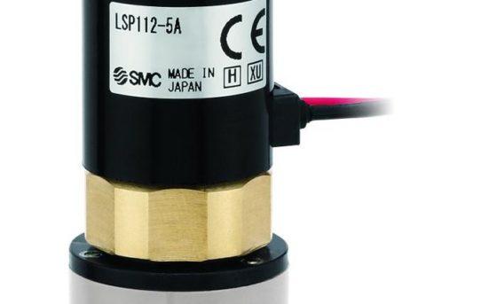 Selbstansaugende Dosierpumpe LSP mit neuem Material und Anschluss verfügbar