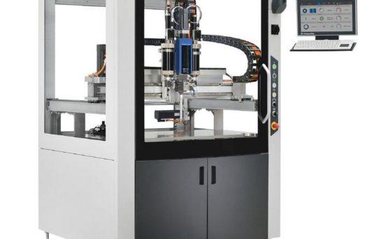 Neue Dosierzelle DispensingCell DC803: Höchste Performance in der Serienfertigung