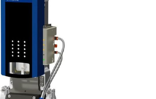 Neuer volumetrischer Kolbendosierer DosP DP803: Leichter, kompakter, optimiert zur Integration