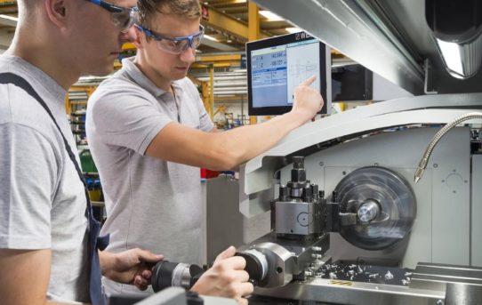 WEILER engagiert sich mit moderner Metallausbildung für Fachkräftenachwuchs