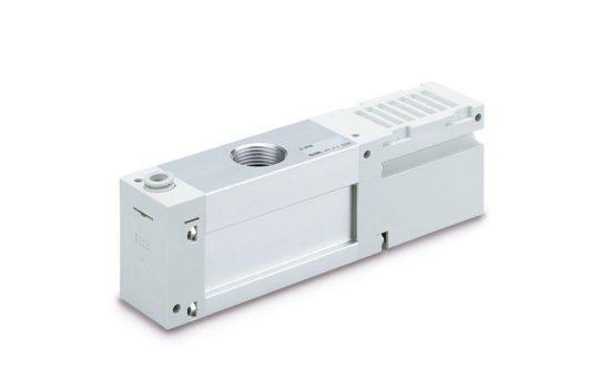 Leicht und leistungsstark: Mehrstufen-Vakuumerzeuger Serie ZL3/ZL6 mit weniger Gewicht und höherem Saugvolumenstrom 