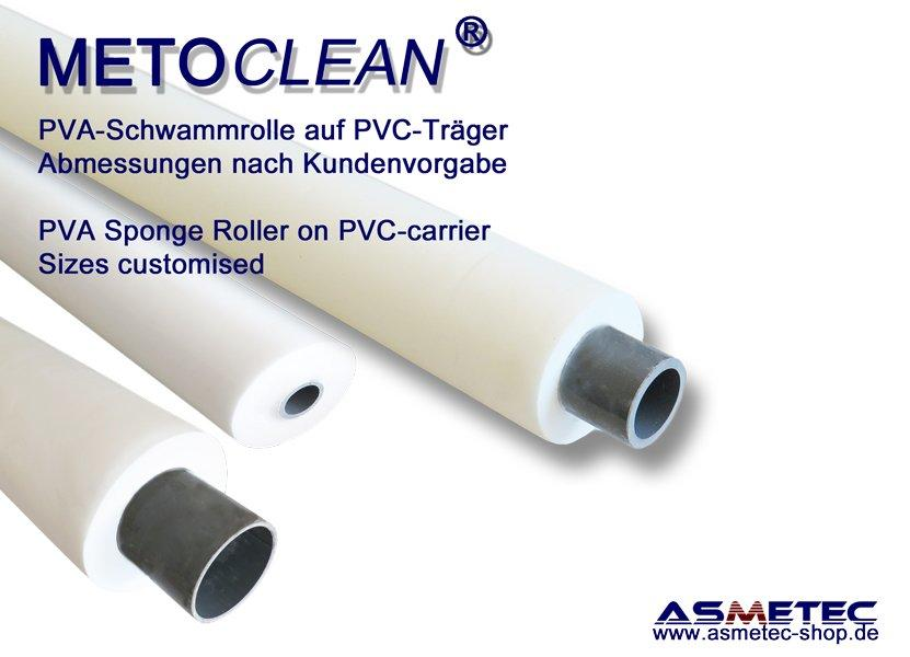 PVA-Schwammrollen - Perfekt für Leiterplatten-, Glasplatten- und Druckplatten-Industrie