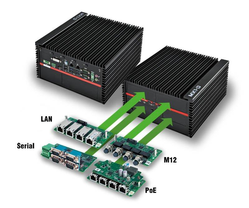 Modularer Embedded PC für NVDIA GPU Cloud zertifiziert