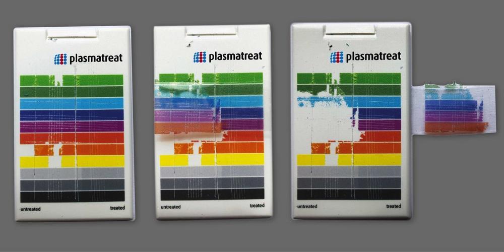Perfekte Druckergebnisse dank optimaler Farbhaftung