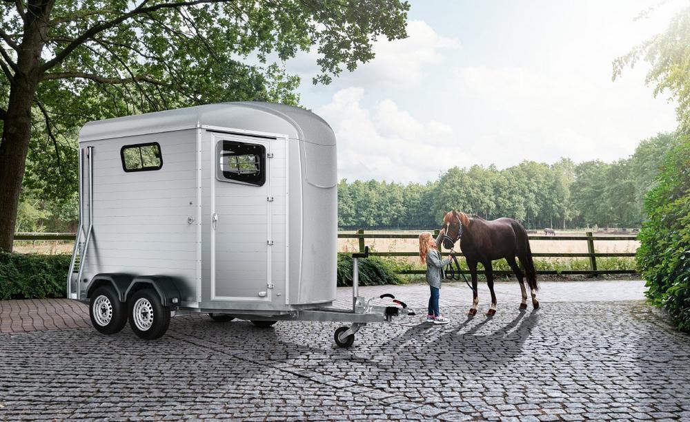Sicher, komfortabel und preiswert: Der neue Böckmann Portax Esprit silver+black