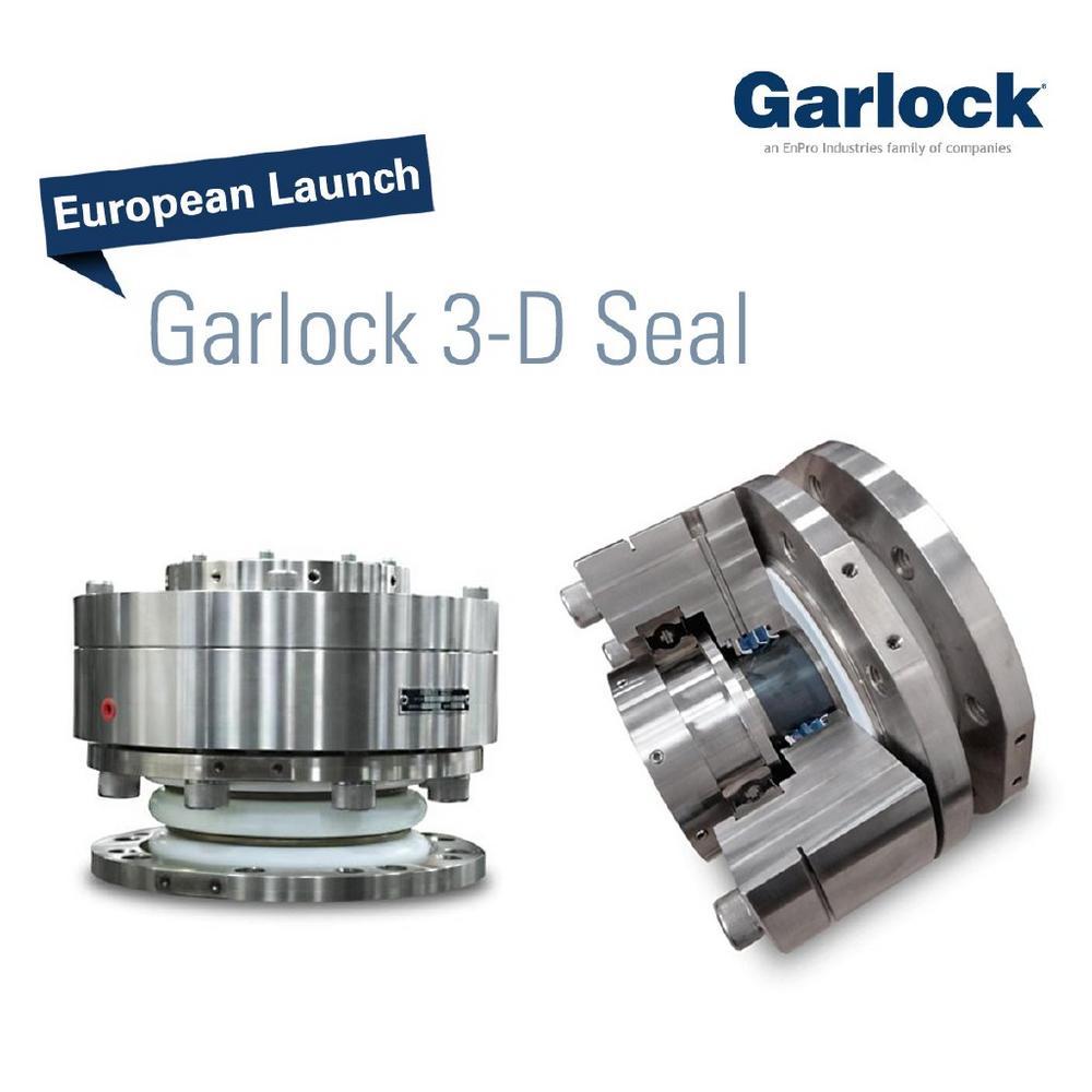 Europa Launch der Garlock 3-D Seal