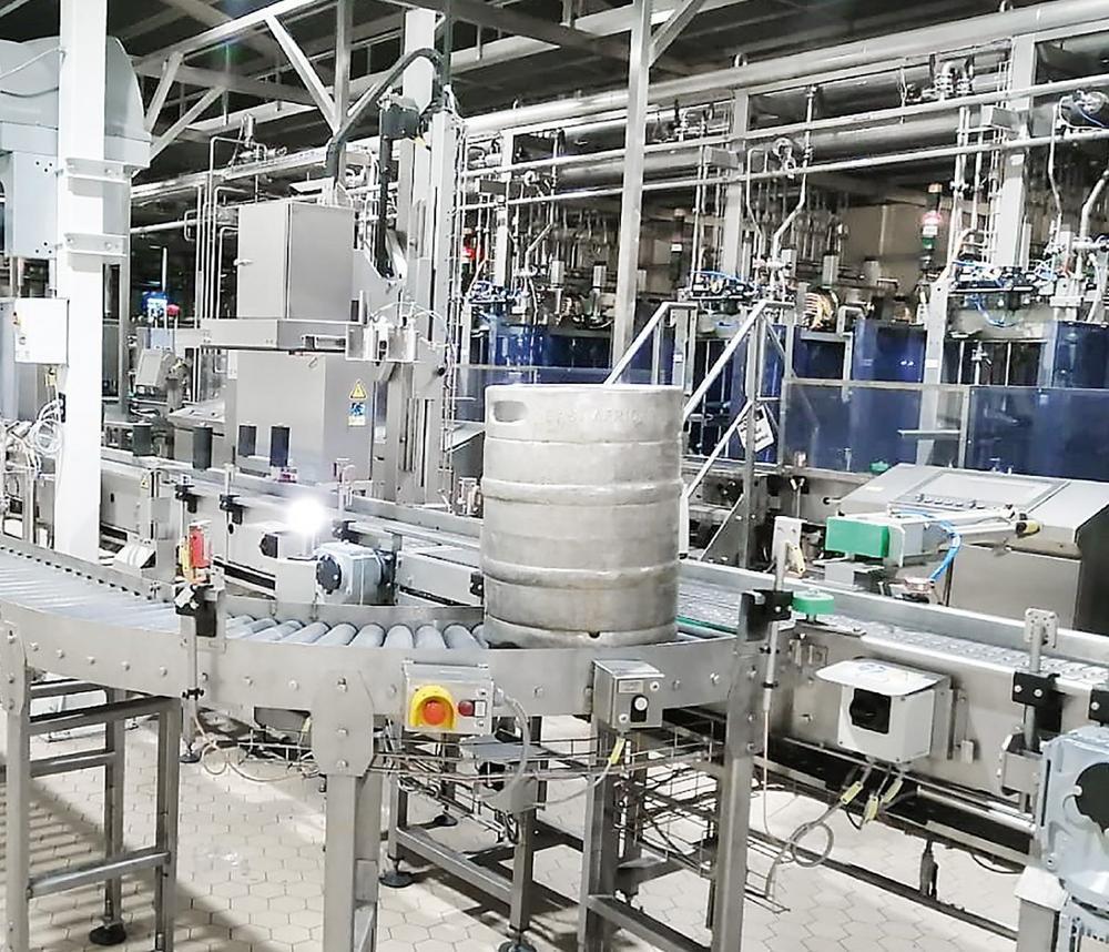 East African Breweries investiert in effiziente Keg-Linie von KHS