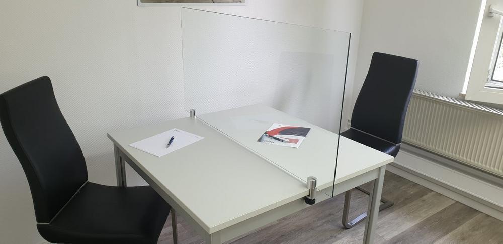 Hygieneschutzwände von CKO – Made in Solingen