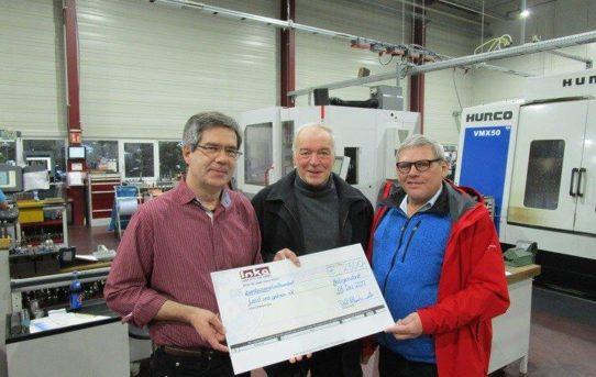 Die INKA System GmbH engagiert sich für bedürftige Menschen in Rumänien, der Ukraine und Moldawien